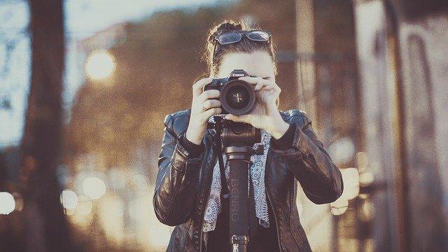 6 techniques de photographie pour apprendre